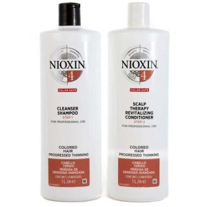 Dầu Gội Xã Chống Rụng Tóc Nioxin số 4