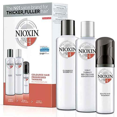 Bộ Gội Xã + Tinh dầu chống rụng kích thích mọc tóc NIOXIN