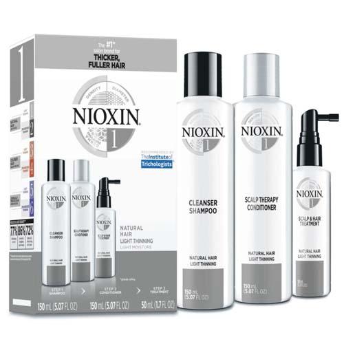 Bộ Kít Nioxin