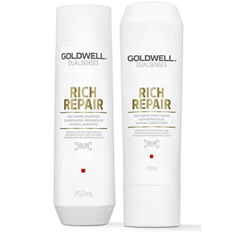Cặp Gội Xã Goldwell Repair 250ml