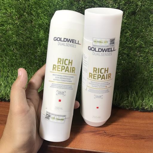 Dầu Gội Xã Goldwell Repair 250ml Chính Hãng