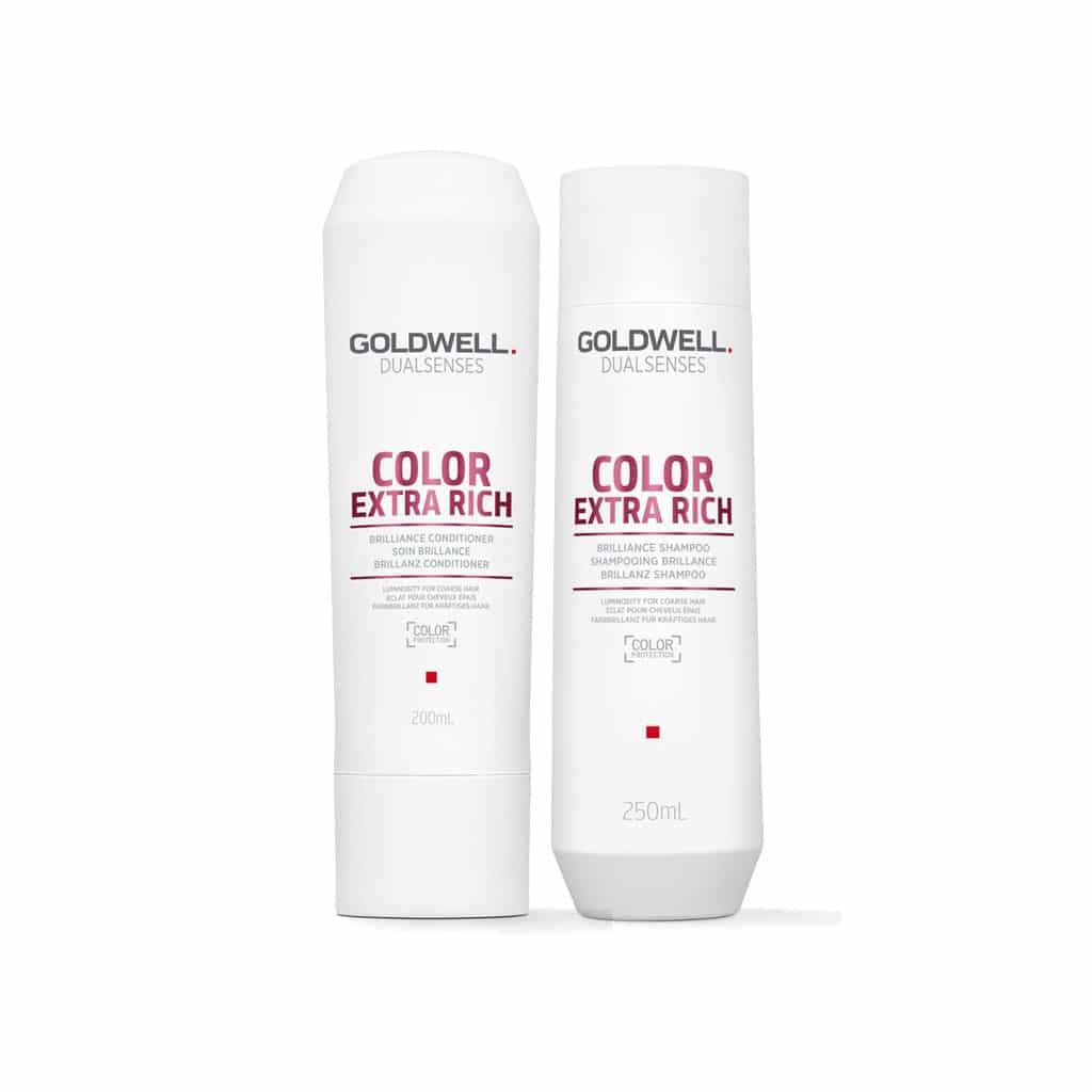 dầu gội xã goldwell color extra rich 250ml